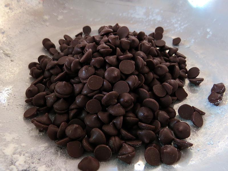 100 grs. chips de chocolate