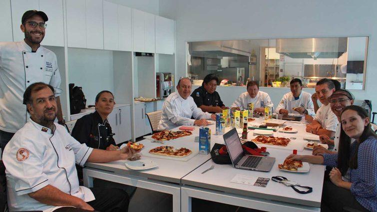 Guía de Técnicas Culinarias. Pausa de almuerzo