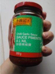 sauce chili garlic