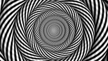 yoga des yeux illusion optique