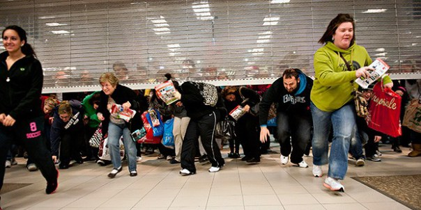 soldes rush grand magasin