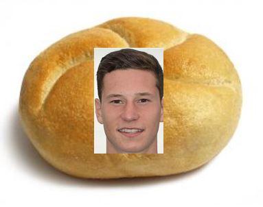 Oohhh, a crusty Draxler