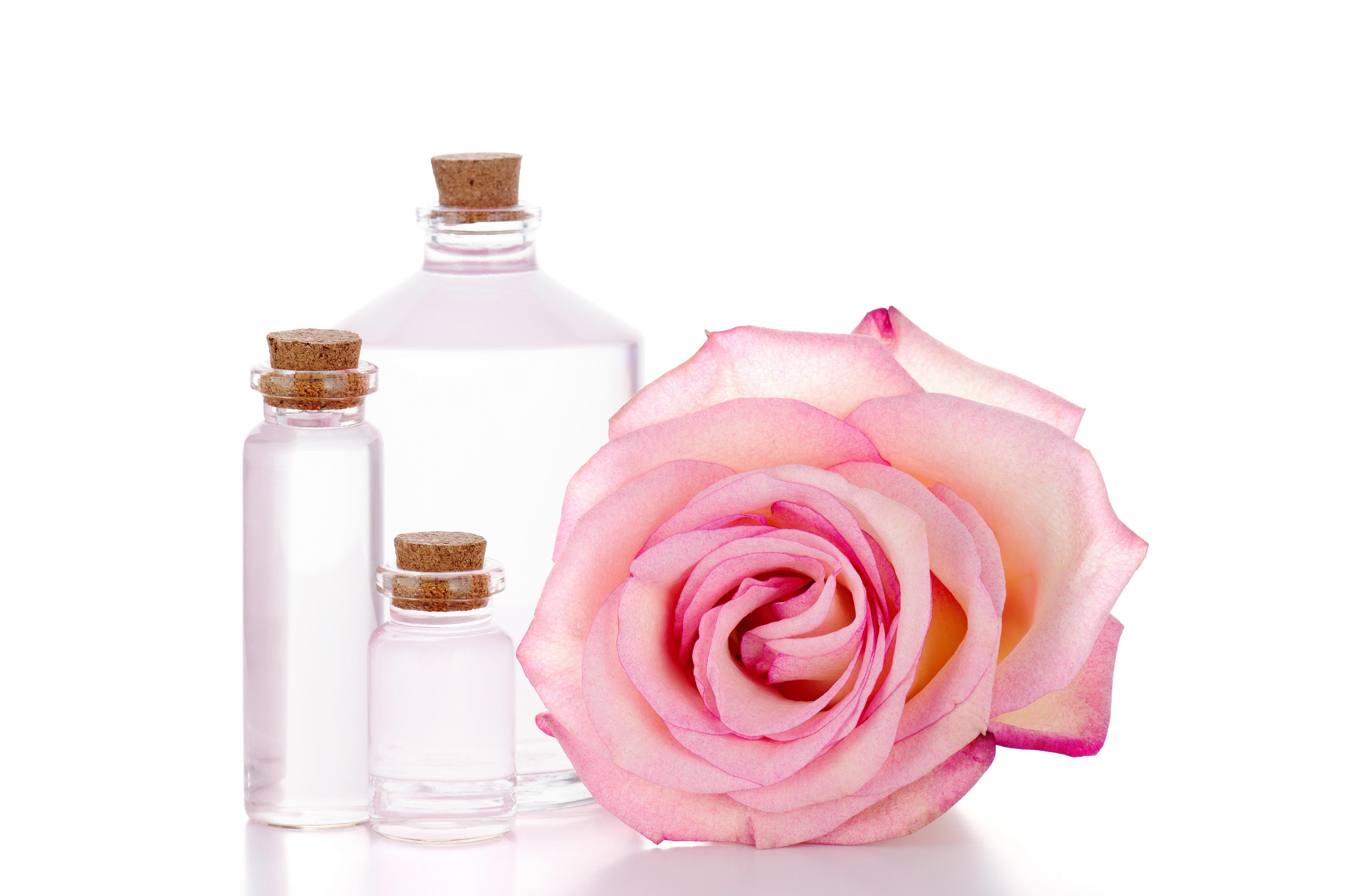 Les bienfaits de l'eau de Rose de Damas…