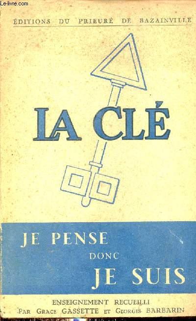 Je Pense Donc Je Suis Auteur : pense, auteur, Pense, Suis., Gassette, Grace, Barba..., Achat, Livres, R320134585, Le-livre.fr