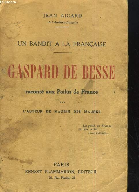 Auteur De Maurin Des Maures : auteur, maurin, maures, Aicard, Maurin, Maures