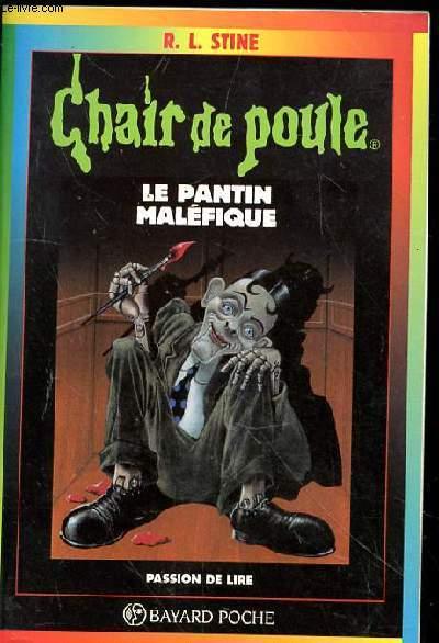 Chair De Poule Le Pantin Maléfique : chair, poule, pantin, maléfique, CHAIR, POULE, PANTIN, MALEFIQUE, STILE, Achat, Livres, ROD0138164, Le-livre.fr