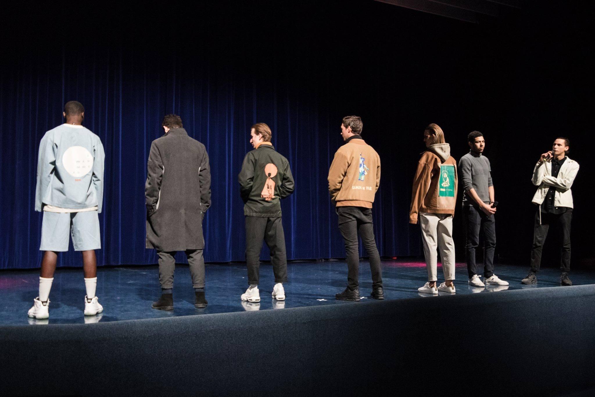 Read more about the article Promouvoir la mode lyonnaise à l'emlyon, le défi de Dress Code