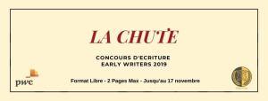 Concours Early Writers 2019 – Deuxième prix, Louis Gibout