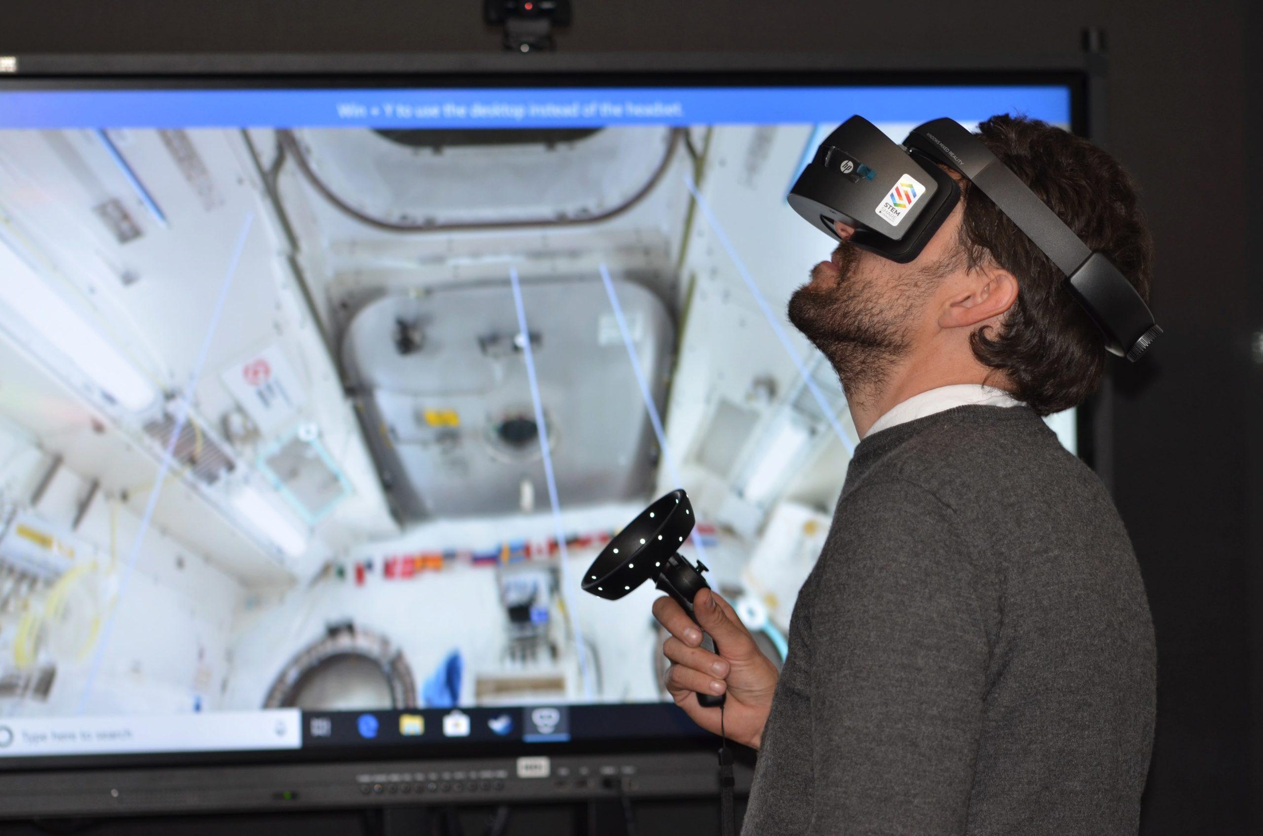La VR à l'épreuve de l'industrie 4.0