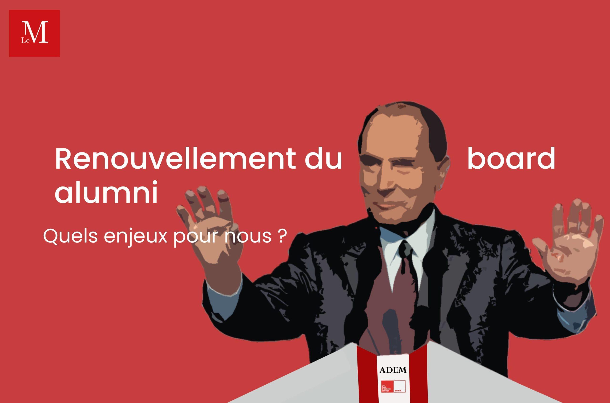 Read more about the article De l'importance du réseau alumni