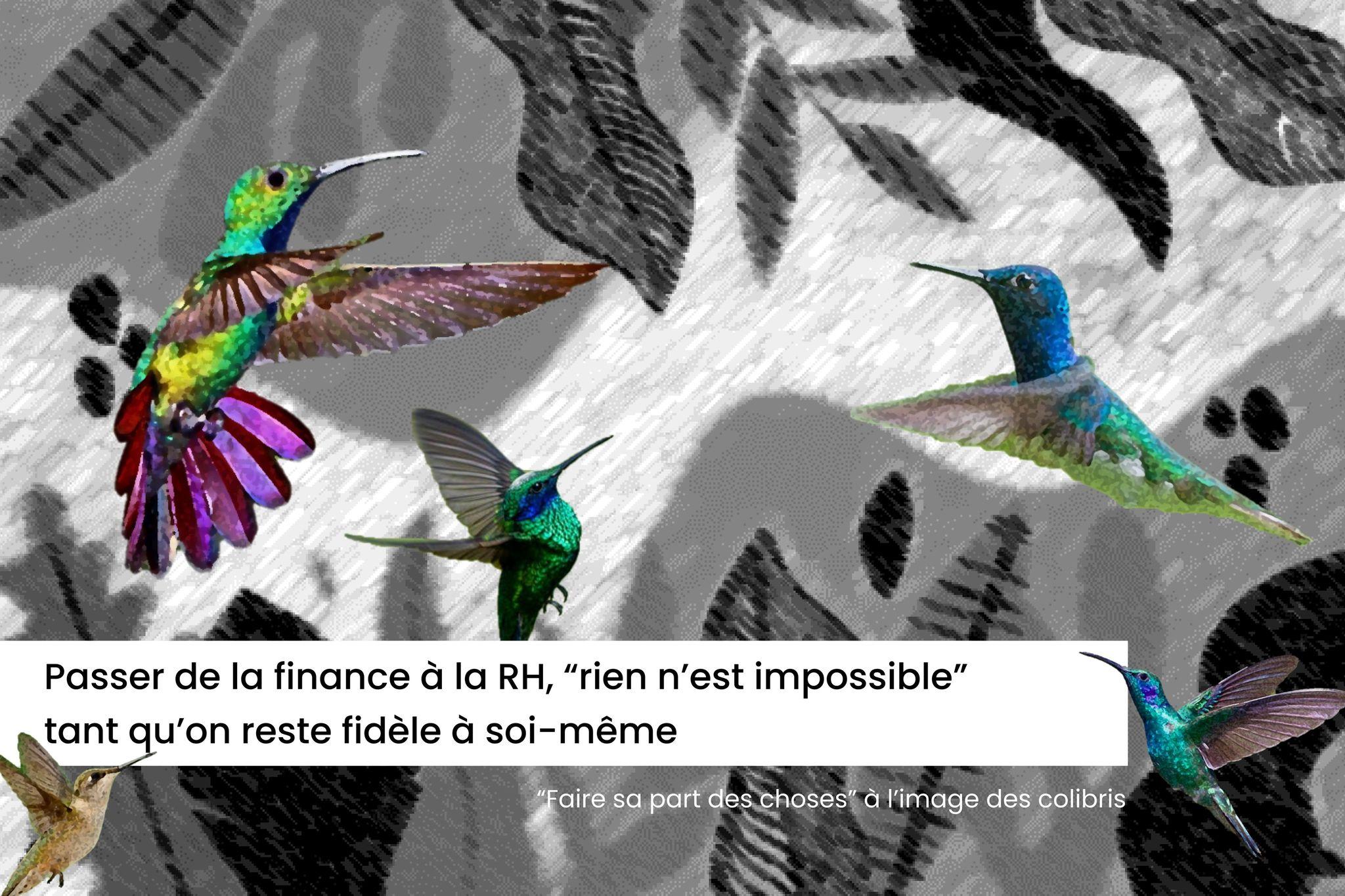 """Passer de la finance à la RH chez Chanel, """"rien n'est impossible"""" tant qu'on reste fidèle à soi-même"""