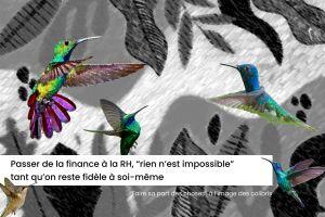 """Read more about the article Passer de la finance à la RH chez Chanel, """"rien n'est impossible"""" tant qu'on reste fidèle à soi-même"""