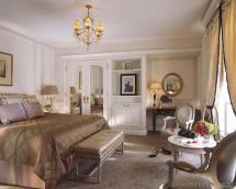 Paris France Hotel Room