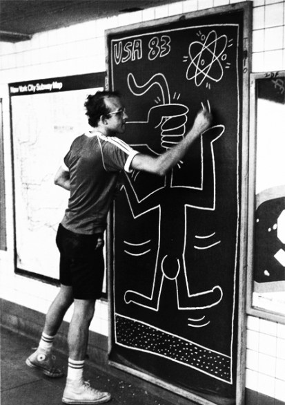 Subway drawing 2