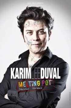 """Melting Pot"" - affiche"