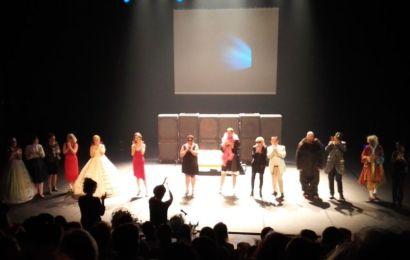 """""""Histoire de familles"""", représentation de la troupe amateur du Théâtre-Sénart (3 juin 2017)"""