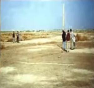 sol désertique