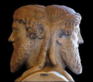 Janus Dieu aux deux visages