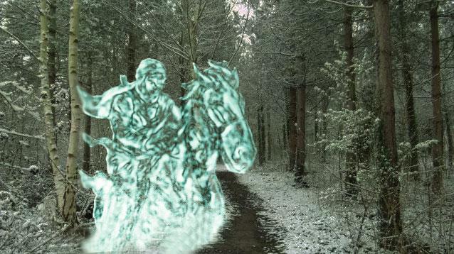 Cavaliers du froid et saints de glace