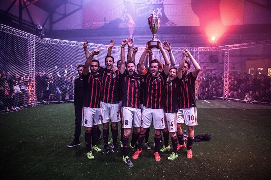 24_Underground football club_saison 2_Records FC
