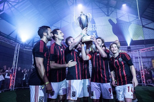 25_Underground football club_saison 2_Records FC