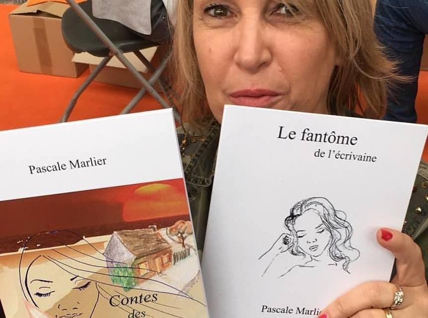 Le fantôme de l'écrivaine – Pascale Marlier