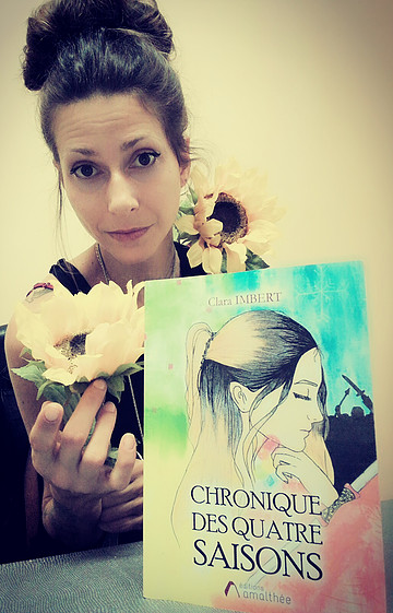 Chronique des quatre saisons – Clara Imbert
