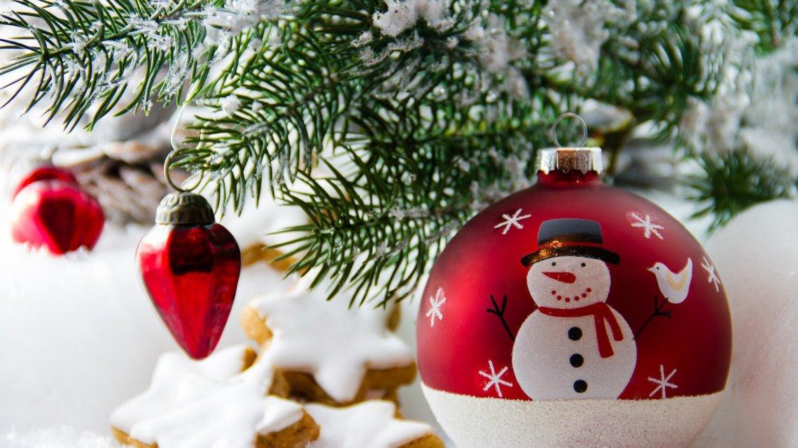 La boule de Noël – Céline S. Camisuli
