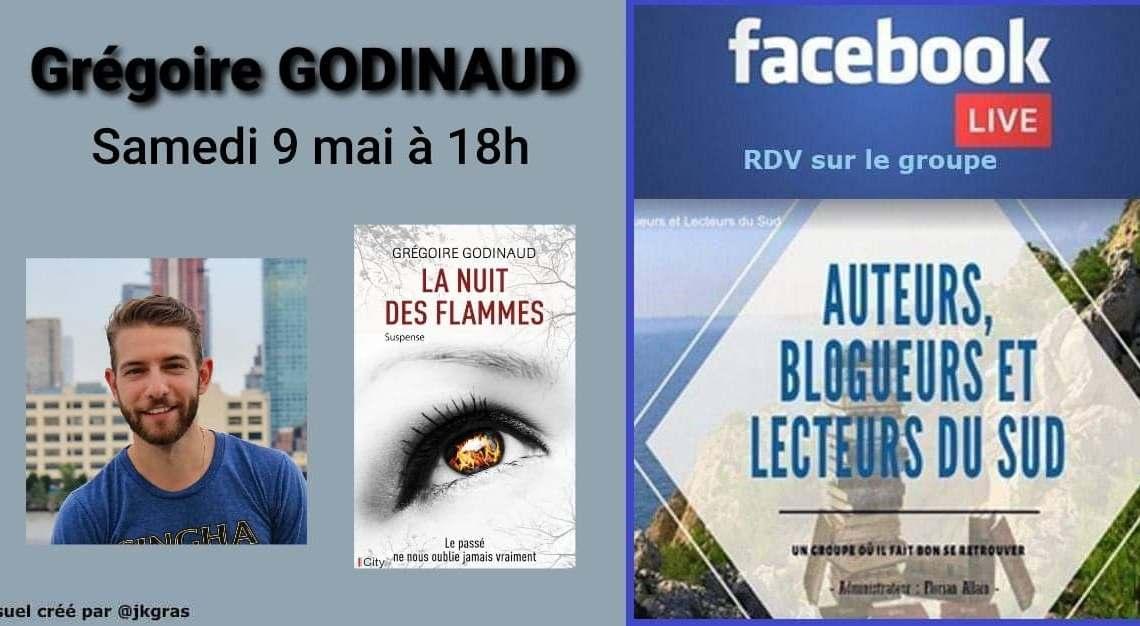 Live de Grégoire Godinaud