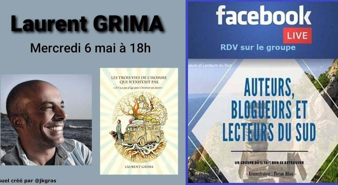 Live de Laurent Grimma