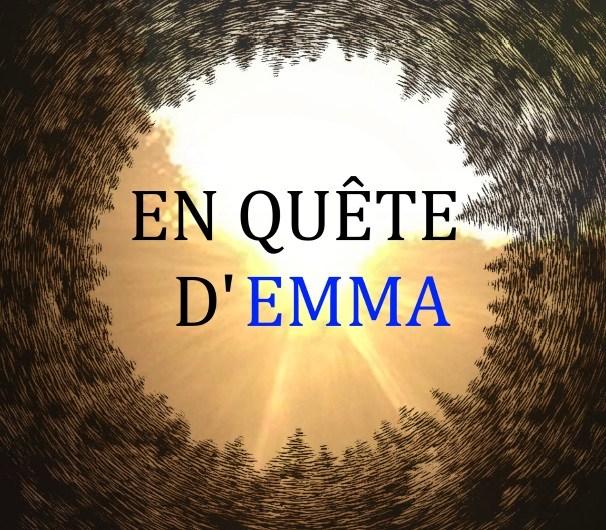 En quête d'Emma – K.P Laurentie