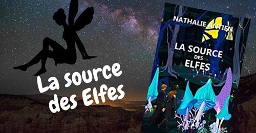 La source des Elfes – Nathalie Antien