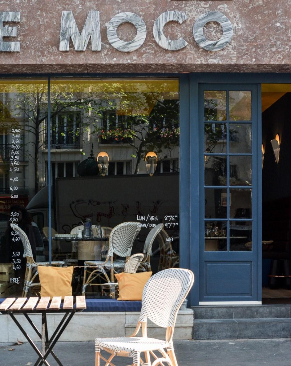 cafe moco restaurant paris