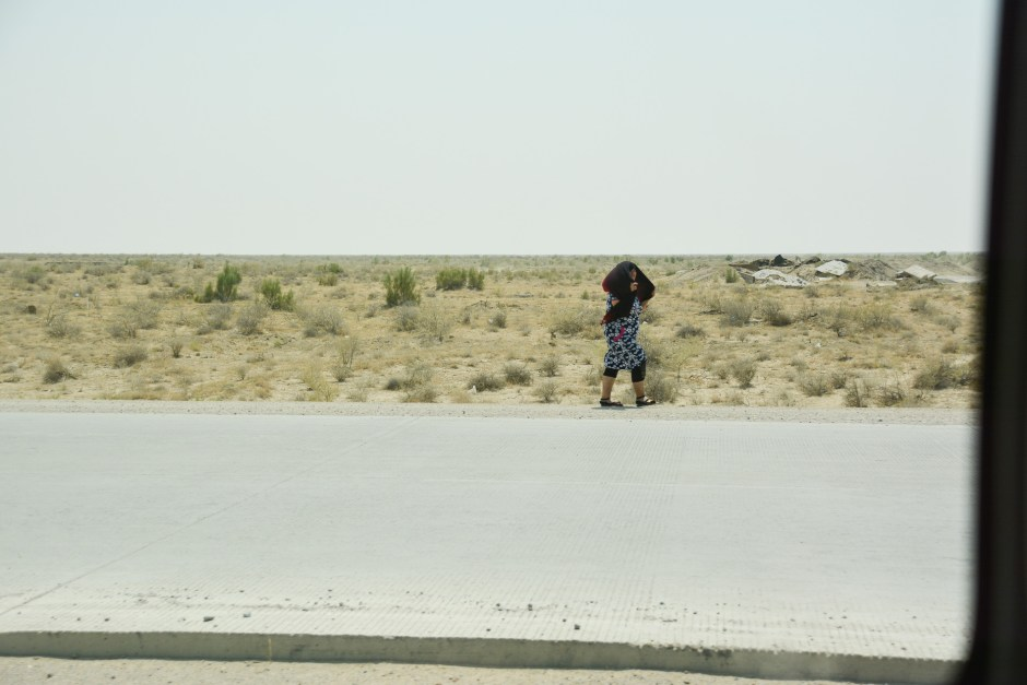voyage ouzbekistan steppes kyzyl koum desert