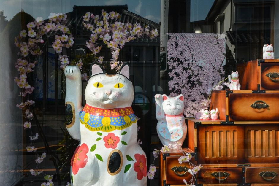 Kaiun Yanakado, une adresse shopping dans le quartier de yanaka à tokyo