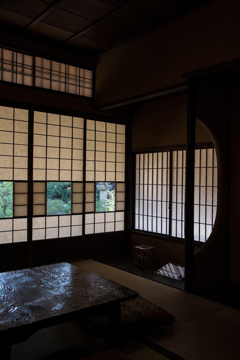 kusuo yasuda residence dans le quartier de Yanaka à Tokyo