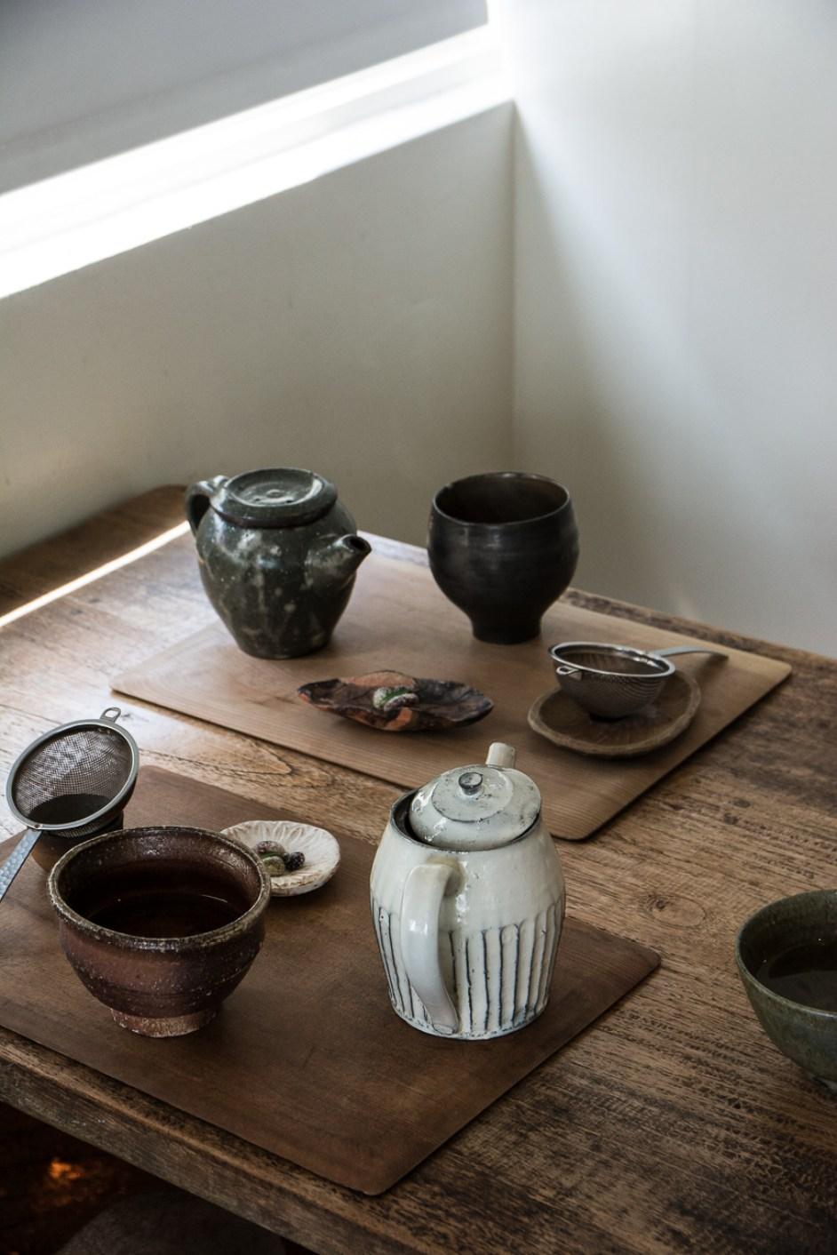 La céramique au Japon