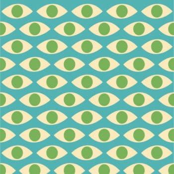 papier peint motif geometrique nos