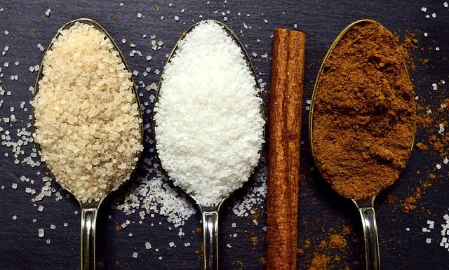 sucre et cannelle