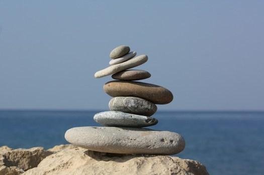 rééquilibrer la balance