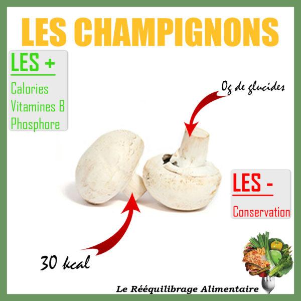 atouts santé des champignons