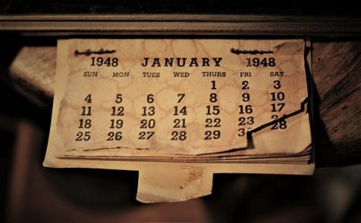 calendrier ancien