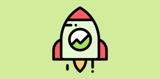 fusée au décolage