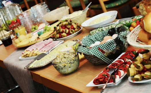 buffet alimentaire