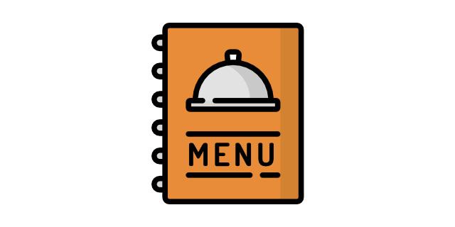 menu pendant un rééquilibrage alimentaire