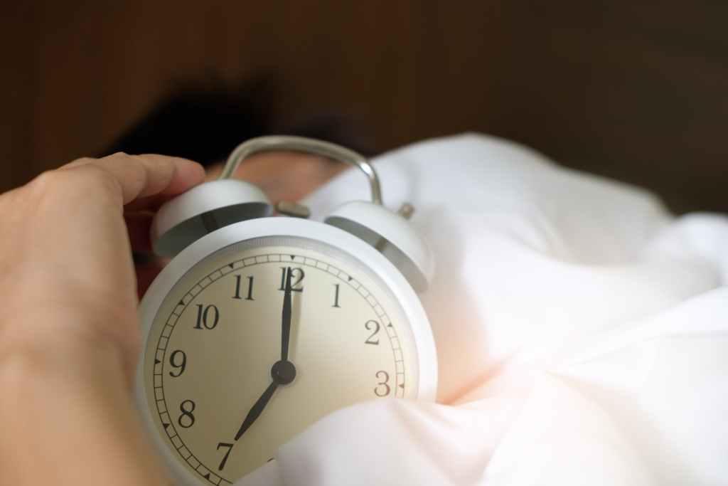 Vous devez savoir pourquoi vous voulez vous réveiller en forme le matin