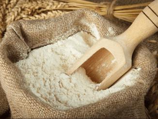 farine de blé raffinée