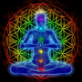 Flower of Life Chakras Le Reve Spa