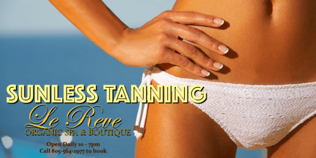 Sunless Tan - Le Reve Spa