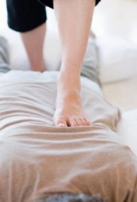 Le Reve Spa Barefoot Massage